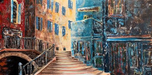 AMEY - Painting - Venise