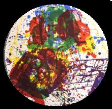 山姆•弗朗西斯 - 版画 - Untitled (SF-361)