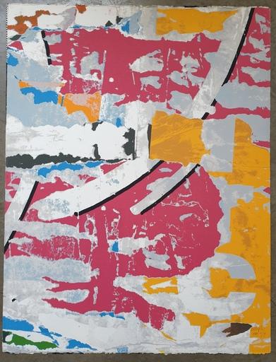Jacques VILLEGLÉ - Print-Multiple - sans