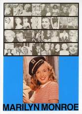Peter BLAKE - Estampe-Multiple - M for Marilyn Monroe