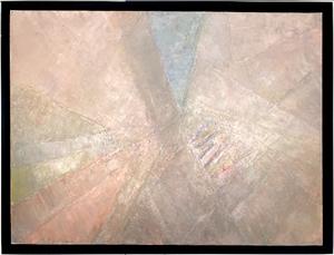 Jacques GERMAIN - Peinture - Sans titre