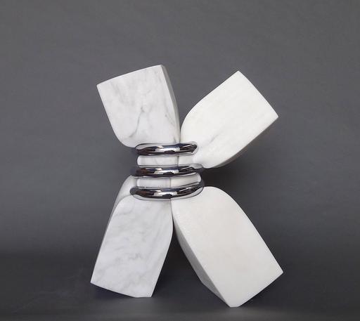 Lluis CERA I BERNAD - Sculpture-Volume - Les palpentes del poema