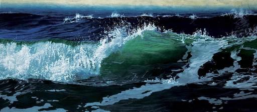 Gary AYLWARD - Peinture - Tofino Series, Pacific Disturbance