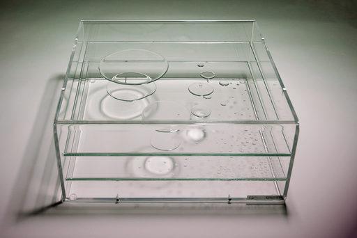 Max COPPETA - Sculpture-Volume - Sheer Drops