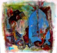 Pinar SELIMOGLU - Painting - untitled