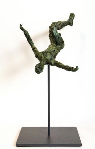Sylvain LOUIS SEIZE - Skulptur Volumen - Equilibrium No 1