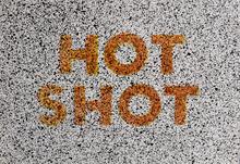 Ed RUSCHA - Print-Multiple - Hot Shot, from: Eighteen Small Prints