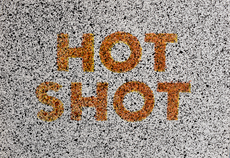 爱德华•鲁沙 - 版画 - Hot Shot, from: Eighteen Small Prints