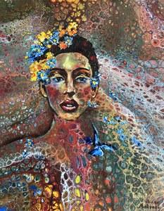 Diana MALIVANI - Pittura - Harmony