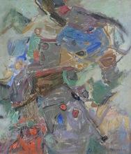 Avigdor STEMATSKY - Pintura
