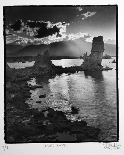 Nick DEKKER - Fotografia - Mono Lake