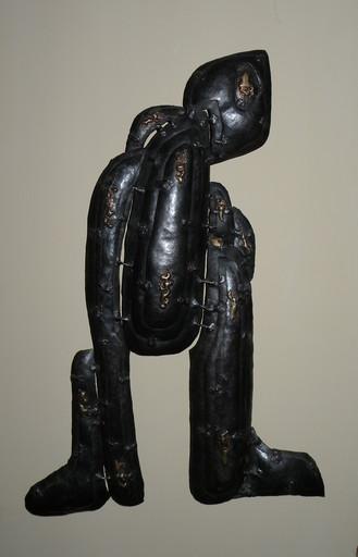 Mathias LARDIN - Sculpture-Volume - Etrange Visiteur