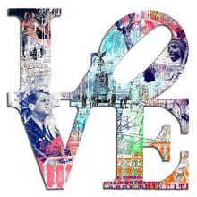 Devin MILES - Grabado - Love - Berlin