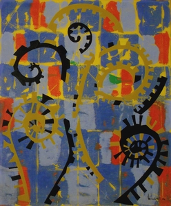 Carlo VANCHIERI - Pintura - Tictac
