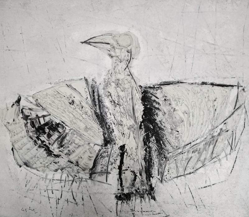 Giorgio CELIBERTI - Painting - Immagine remota