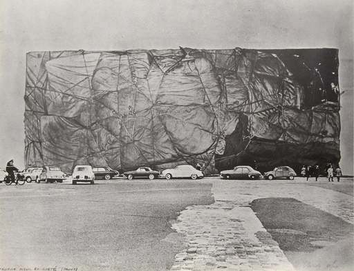 CHRISTO - Estampe-Multiple - Untitled
