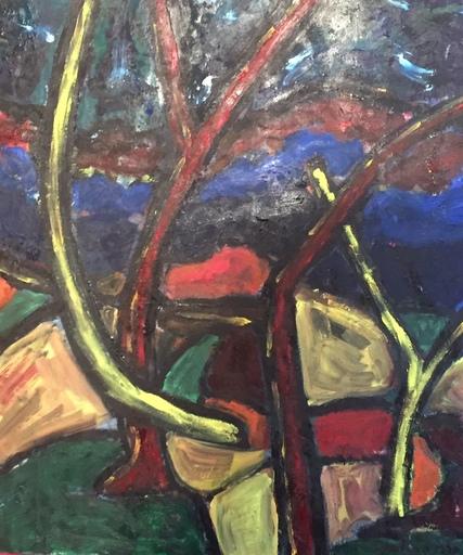 Christian DURIAUD - Pintura - Orage