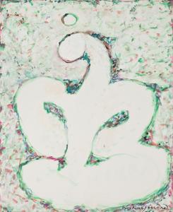 Marie RAYMOND - Painting - La Rêveuse