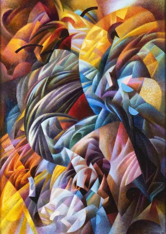 Ivan TURETSKYY - Peinture - Euphoria
