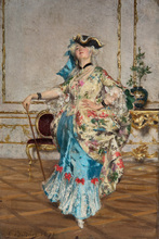 Giovanni BOLDINI (1842-1931) - An Elegant Lady
