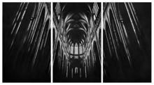 Robert LONGO - Estampe-Multiple - Untitled (Cathedral)