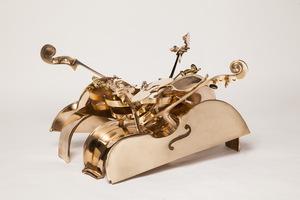 Fernandez ARMAN - Sculpture-Volume - Violoncelles