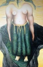 Angelo DE FRANCISCO - Painting - Io rinascerò