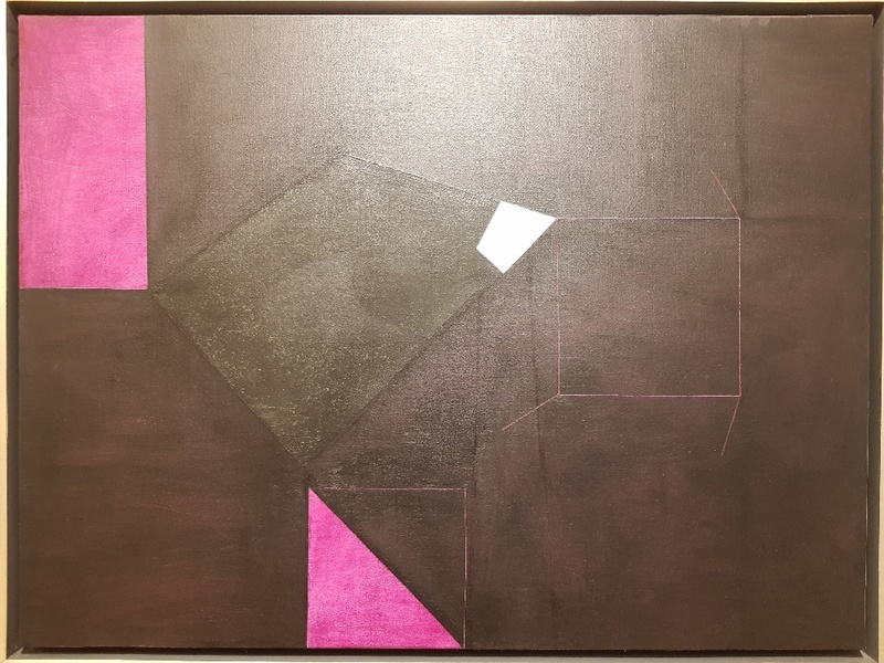 Enrico DELLA TORRE - Painting - Racconto Segreto