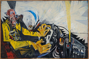 Gianfranco FERRONI - Pintura - senza titolo