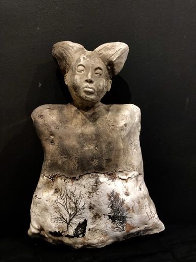 Anne GUERRIN - Sculpture-Volume - les sages 7.8.9