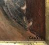 Mario CARLETTI - Painting - Ritratto di Signora