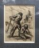 Maximilien LUCE - Zeichnung Aquarell - les travailleurs