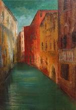 Géraldine THEUROT - Peinture - Venise II    (Cat N° 4935)