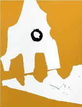Robert MOTHERWELL - Estampe-Multiple - Untitled