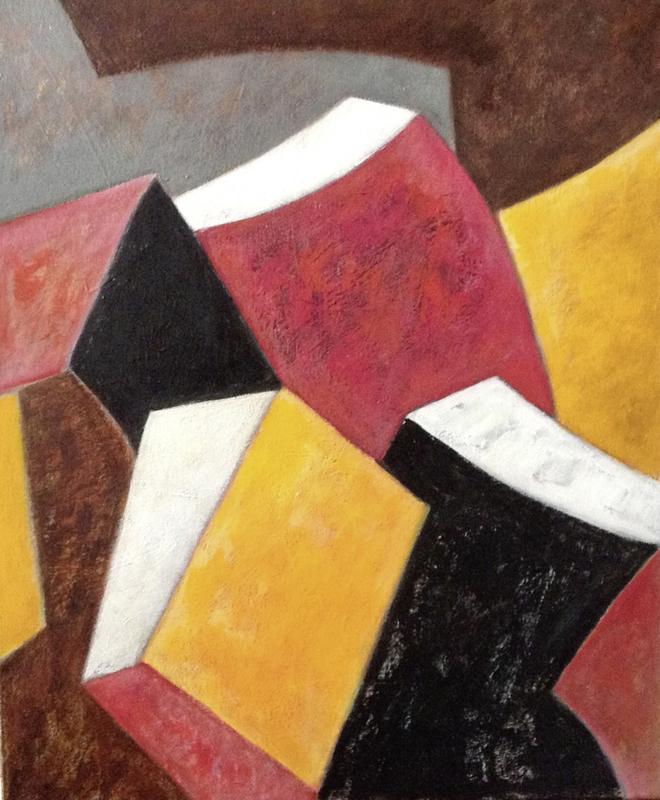 Irène DARGET-BASTIEN - Painting - Vanio