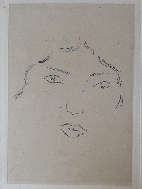 Henri MATISSE - Print-Multiple - EMMA   L