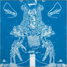 Oliver DORFER - Pintura - Blueprint 2