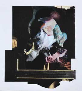 Adrian GHENIE - Grabado - The Raven