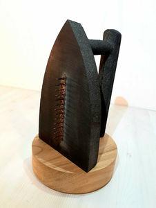 MAN RAY - Sculpture-Volume - Cadeau 1921-1974 / Rare 300 ex. edition