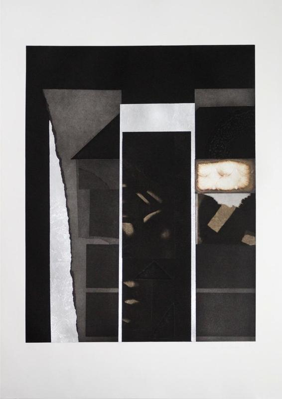 Louise NEVELSON - Print-Multiple - Untitled from 'Aquatints portfolio'