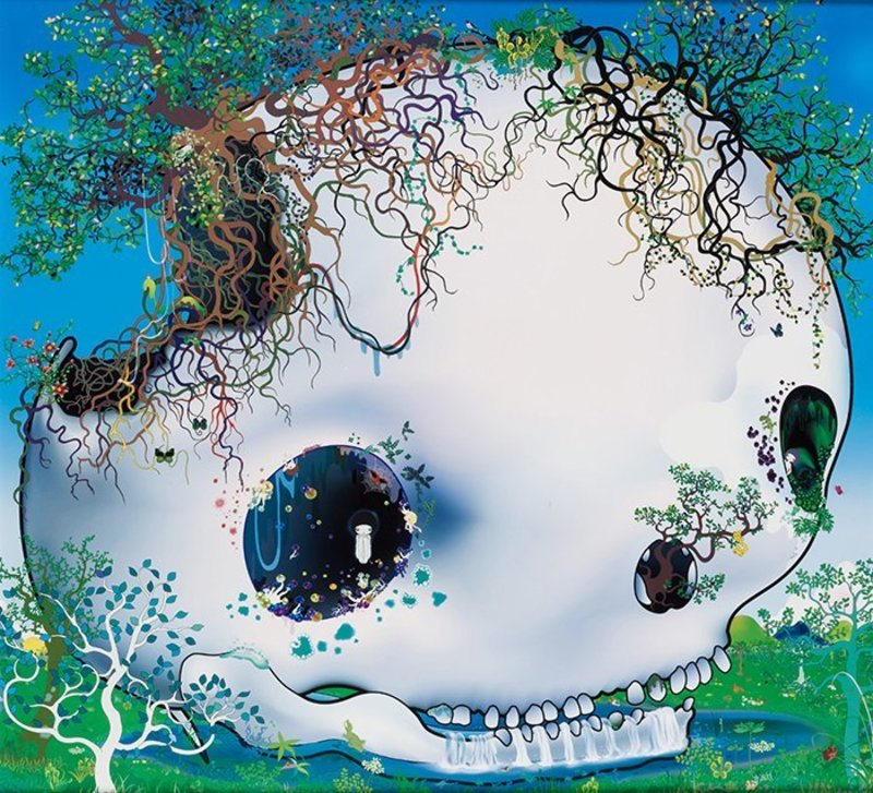 Chiho AOSHIMA - Print-Multiple - The Fountain of the Skull
