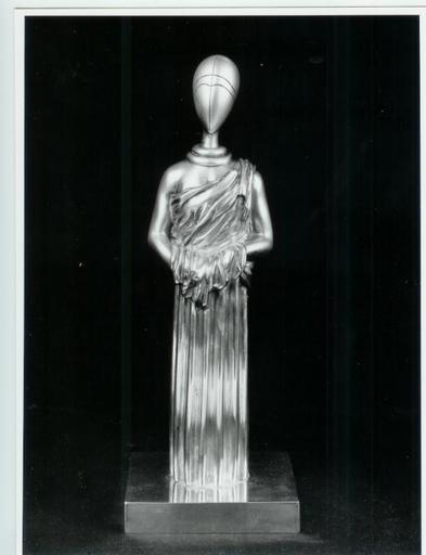 Giorgio DE CHIRICO - Sculpture-Volume - La Musa
