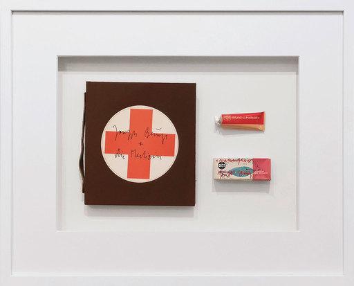 Joseph BEUYS - Escultura - Joseph Beuys und die Medizin - Wund- und Heilsalbe