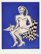 Elvira BACH - Print-Multiple - Eins, Zwei, Drei