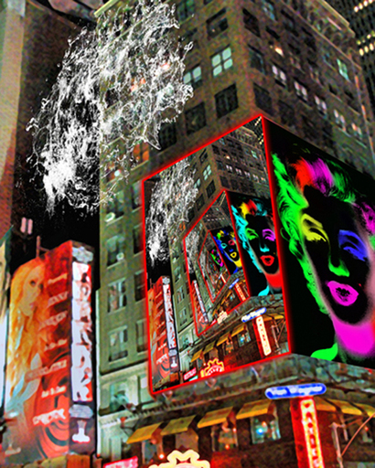 Dominique MULHEM - Audiovisual-Multimedia - NEW YORK