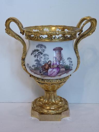 Coupe Porcelaine de Meissen, XVIIIème Siècle
