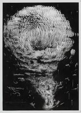 Alain HUCK - Drawing-Watercolor - Chrysanthemum II