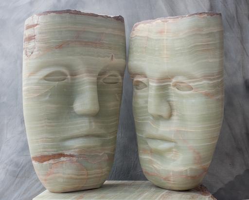 Paul VANSTONE - Sculpture-Volume - Conversation