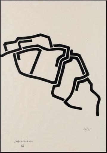 Eduardo CHILLIDA - Print-Multiple - Egimen