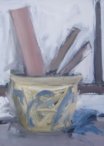 Carlos PARDO TEIXEIRO - Peinture - PLANTA